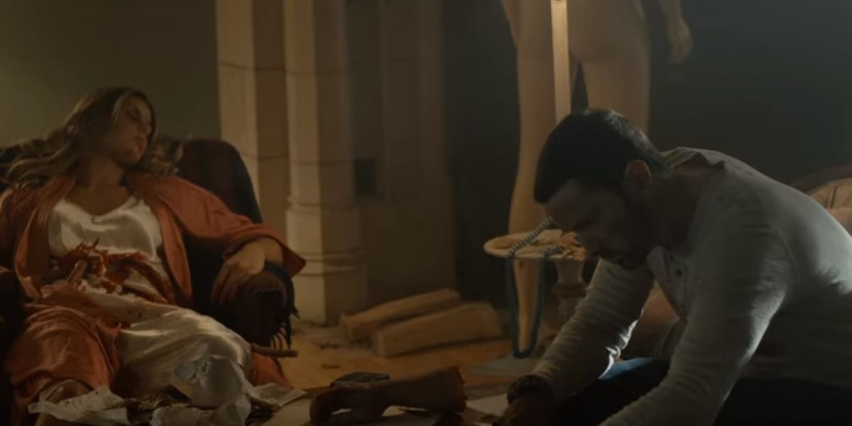 Eminem se convierte en un asesino en serie en el videoclip de \'Framed\'