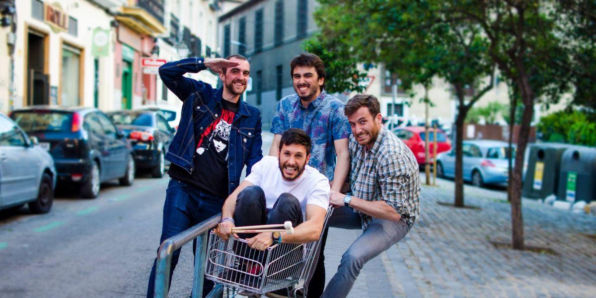 La banda 'Yogures de Coco'