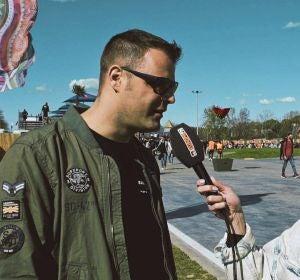Entrevista a Uri Farré en el Daydream Festival