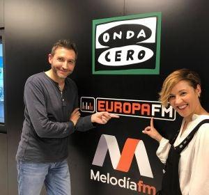 Cristina Pardo y Frank Blanco