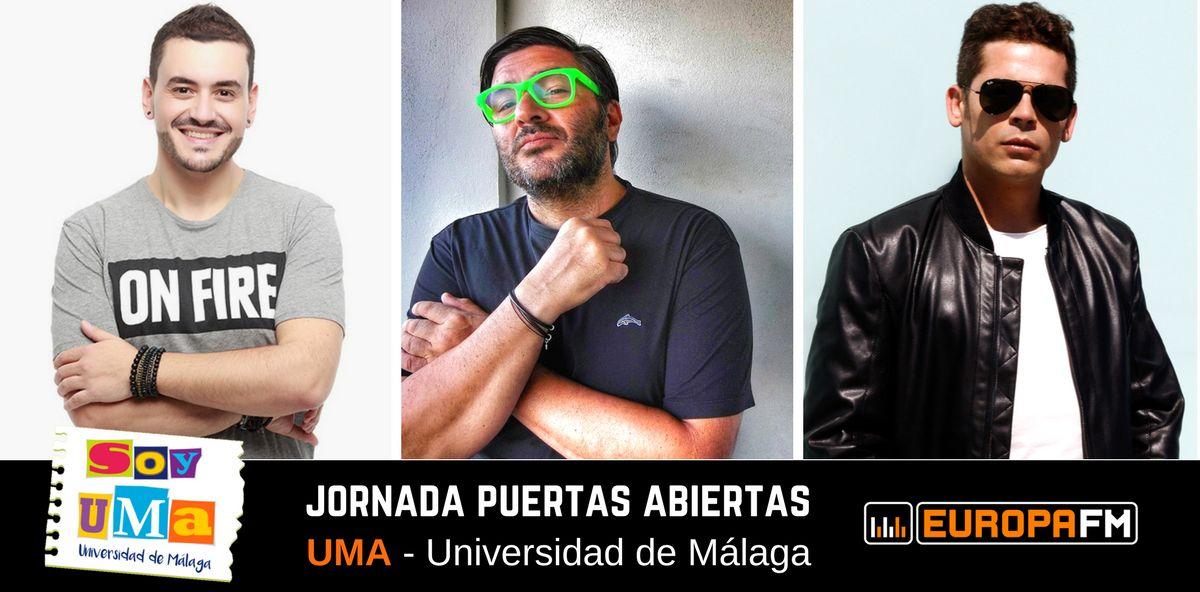 Conoce a Juanma Romero, Wally Lopez y Brian Cross en la UMA