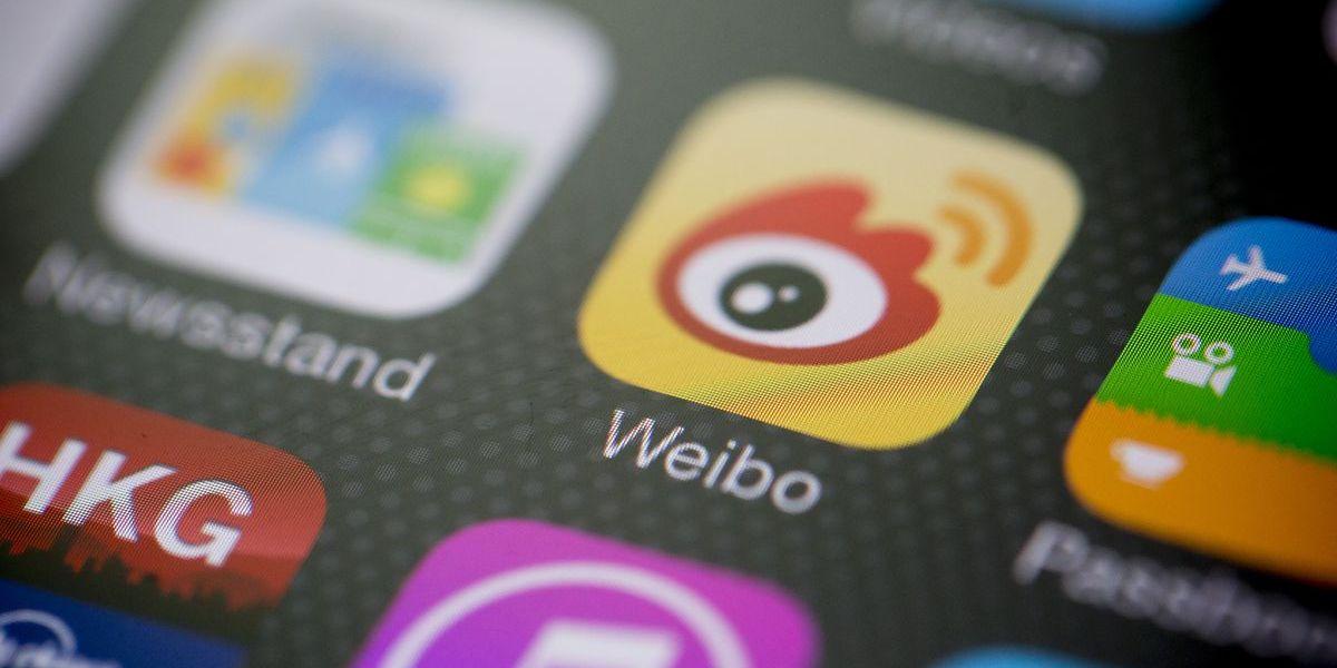 Red social china Weibo