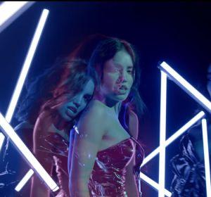 Lali Esposito en el vídeo de '100 grados' con A.Chal