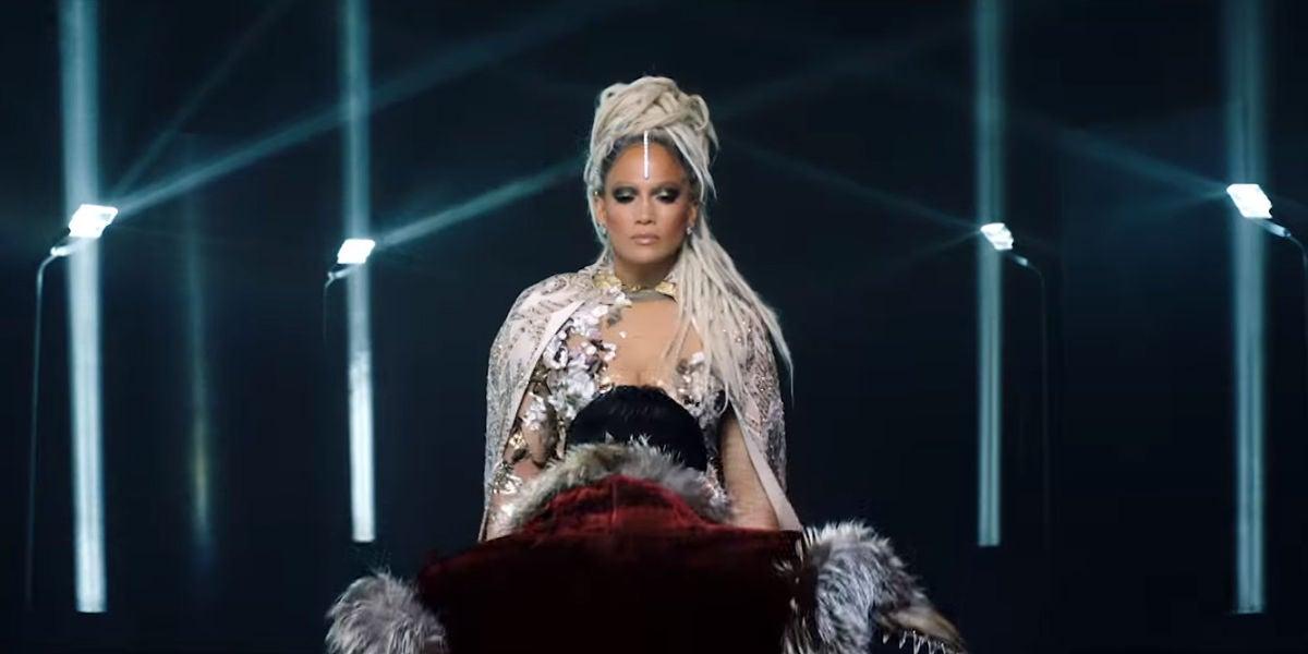 Jennifer Lopez y Miguel Ángel Silvestre en 'El Anillo'