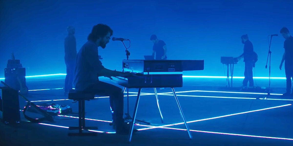 Vetusta Morla en el videoclip de 'Consejo de Sabios'