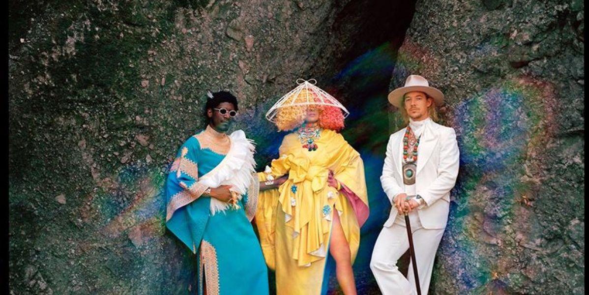 Labrinth, Sia y Diplo se unen en la nueva formación 'LSD'