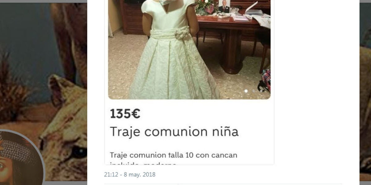 Vestido comunion wallapop bolsa
