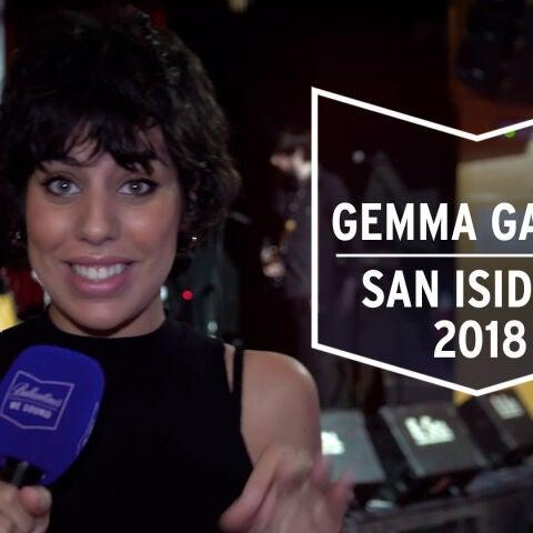 Gemma Galán en el concierto de Veintiuno, Tu otra bonita y Ayer en la sala 'El Sol'