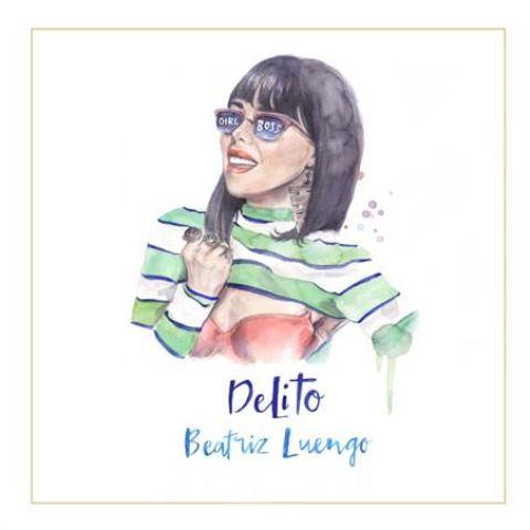Beatriz Luengo presenta 'Delito'
