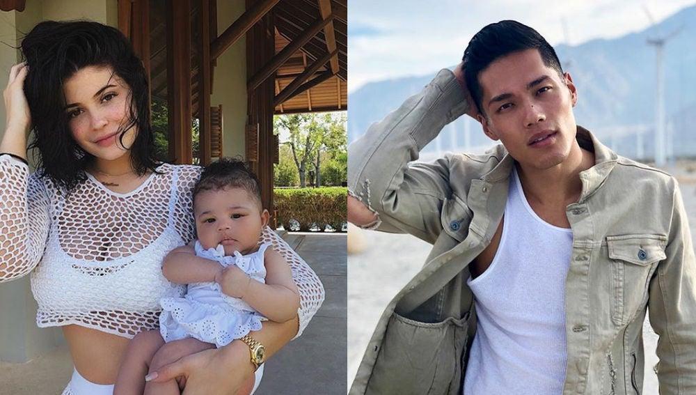 El guardaespaldas de Kylie Jenner responde a los rumores de paternidad de Stormi