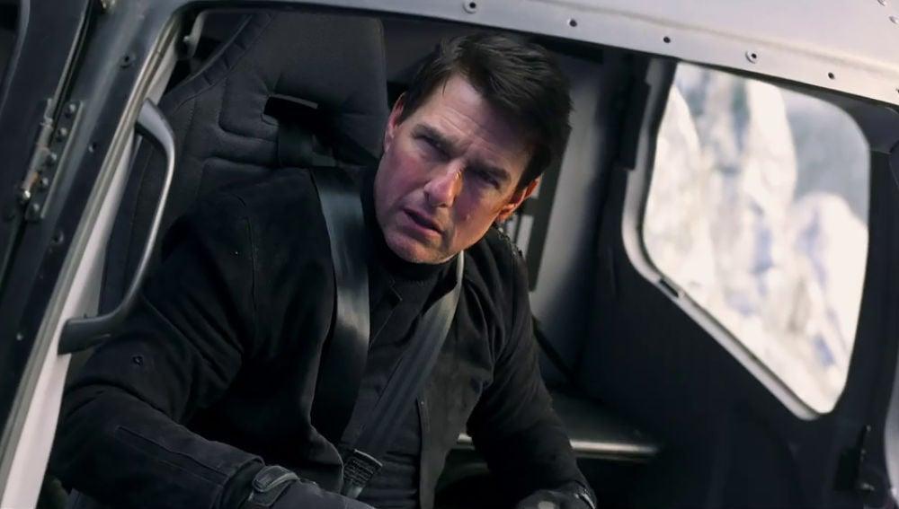 Tom Cruise en 'Misión: Imposible - Fallout'