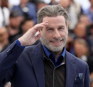 John Travolta en el Festival de Cannes
