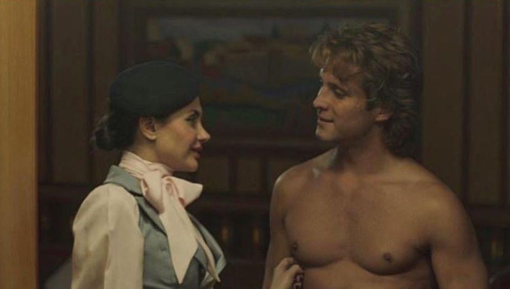 Escena de 'Luis Miguel, la serie'