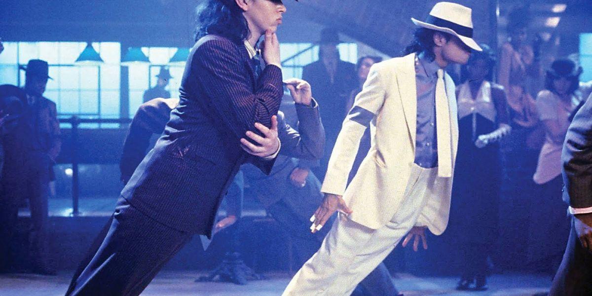 Michael Jackson en 'Smooth Criminal'