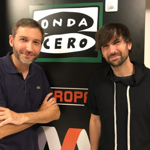Frank Blanco y David Otero