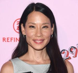 Lucy Liu en septiembre de 2017