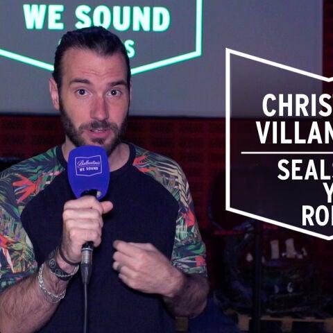 Christian Villanueva en el concierto de 'Sealskin' y 'Rone' en la 'Sala Apolo'   We Sound
