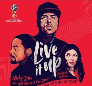 Nicky Jam, Will Smith y Era Istrefi presentan Live it Up para el Mundial de Rusia 2018