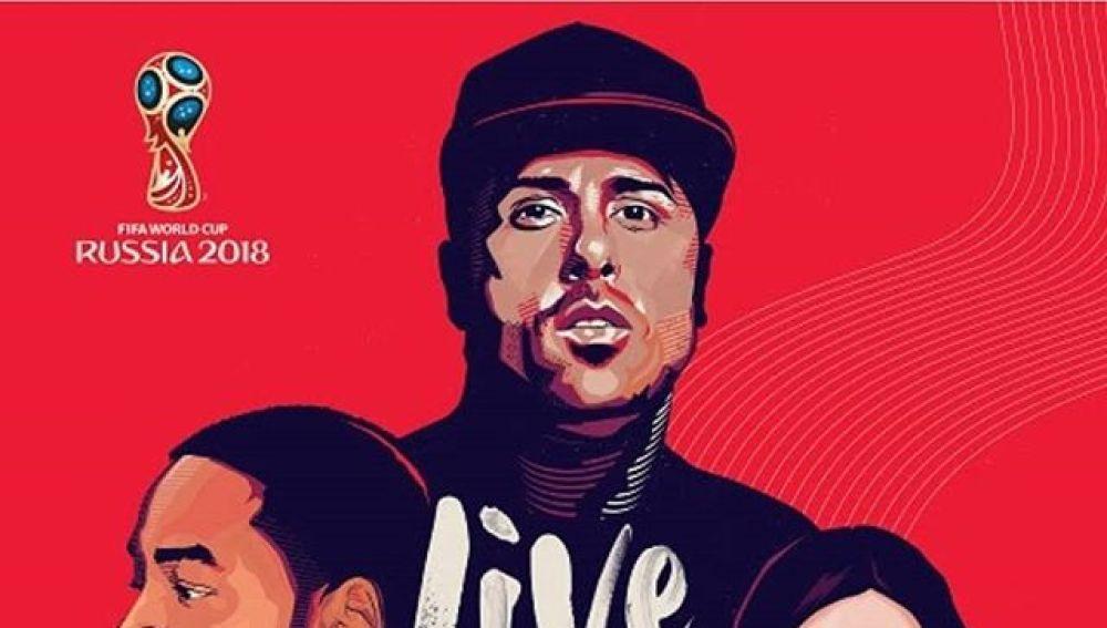 Nicky Jam, Will Smith y Era Istrefi presentan Live it Up para el Mundial de Rusia 2018