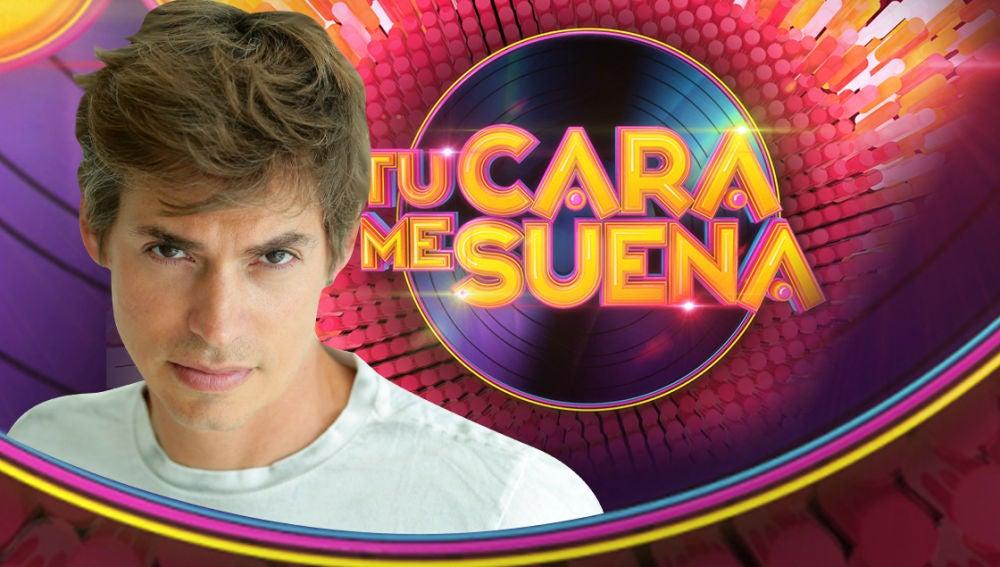 Carlos Baute se convierte en el tercer concursante confirmado de la séptima edición de 'Tu cara me suena'