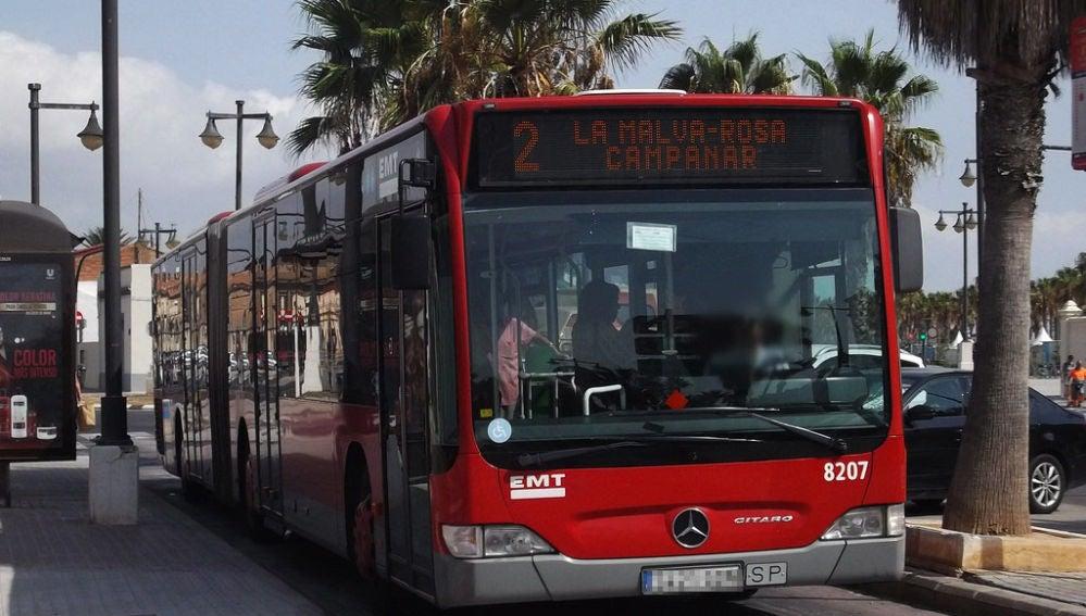 Como será el transporte metro y bus a partir del lunes