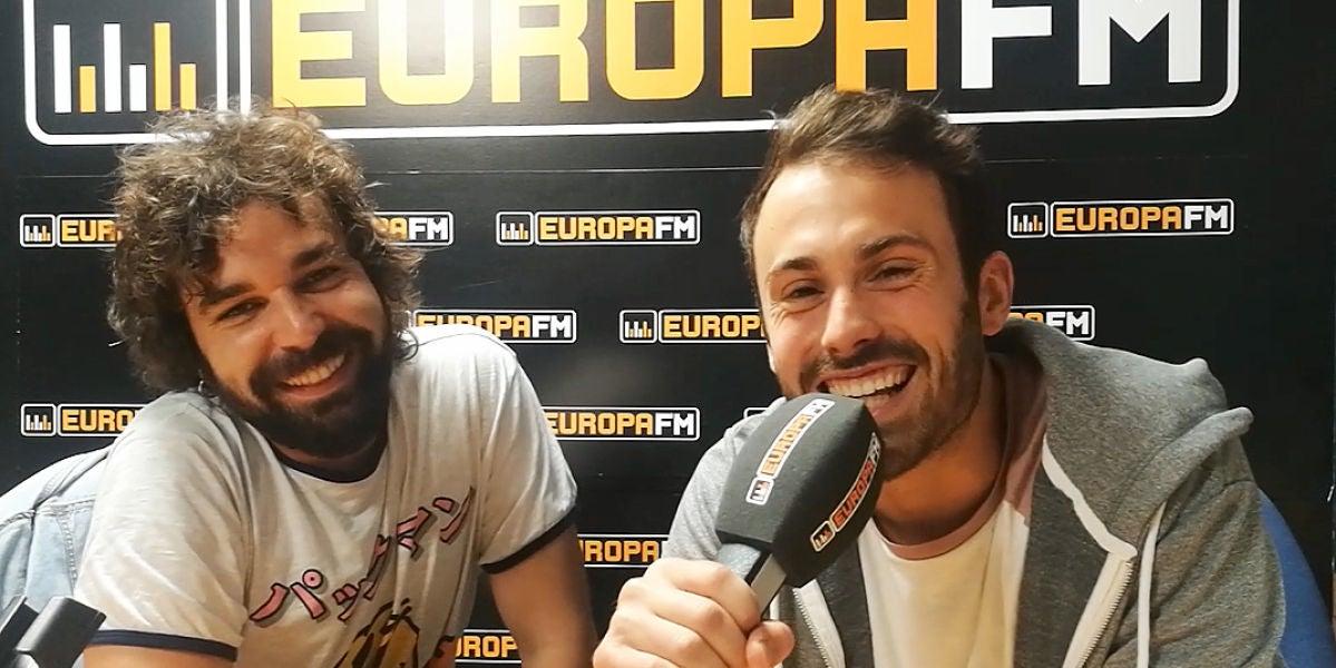Arnay Griso en Europa FM
