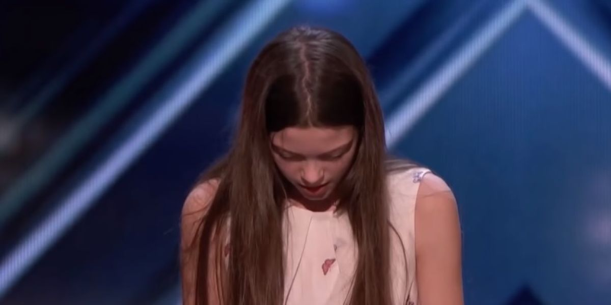 Courtney Hadwin en America's Got Talent