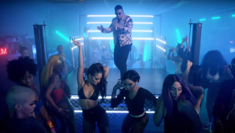 Daddy Yankee en el vídeo de 'Zum Zum'