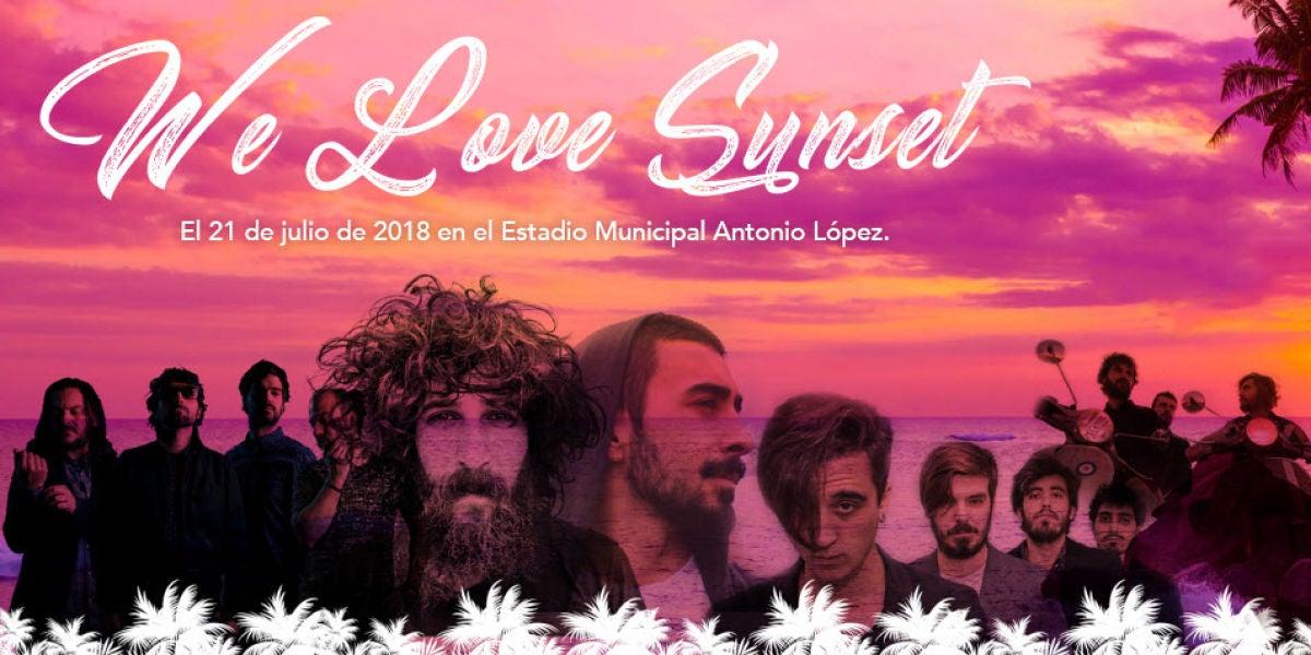 We Love Sunset Festival