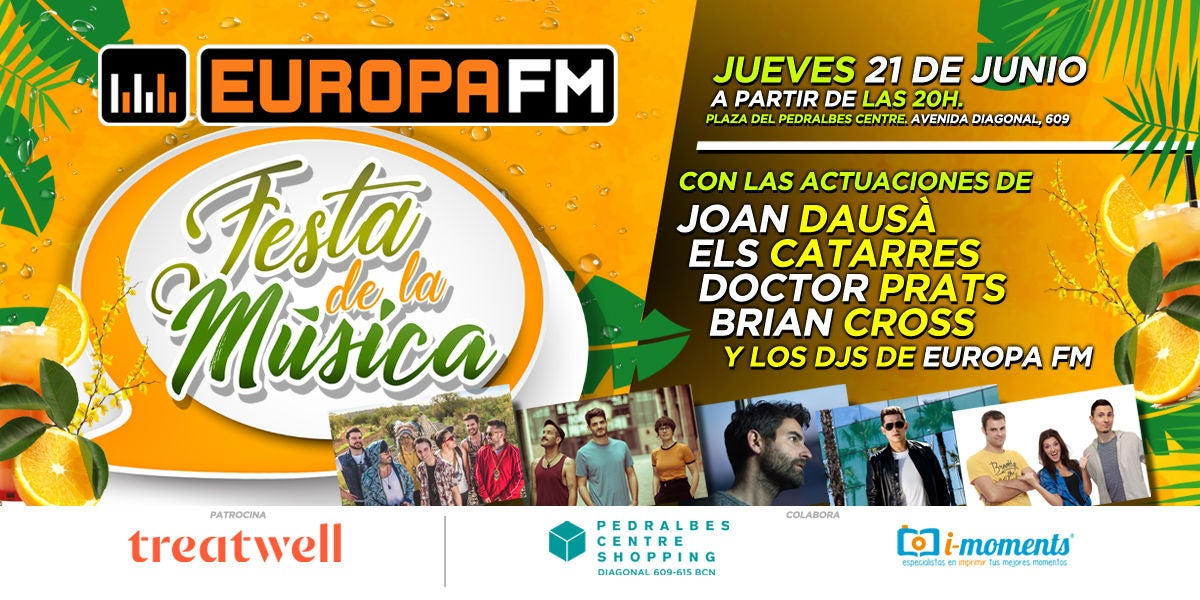 Fiesta de la Música de Europa FM