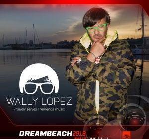 Wally Lopez actuará en el Dreambeach Villaricos