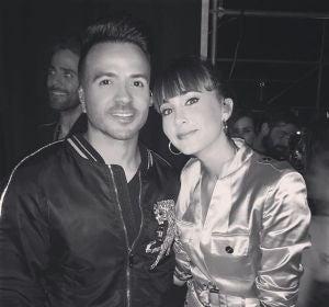 Luis Fonsi y Aitana