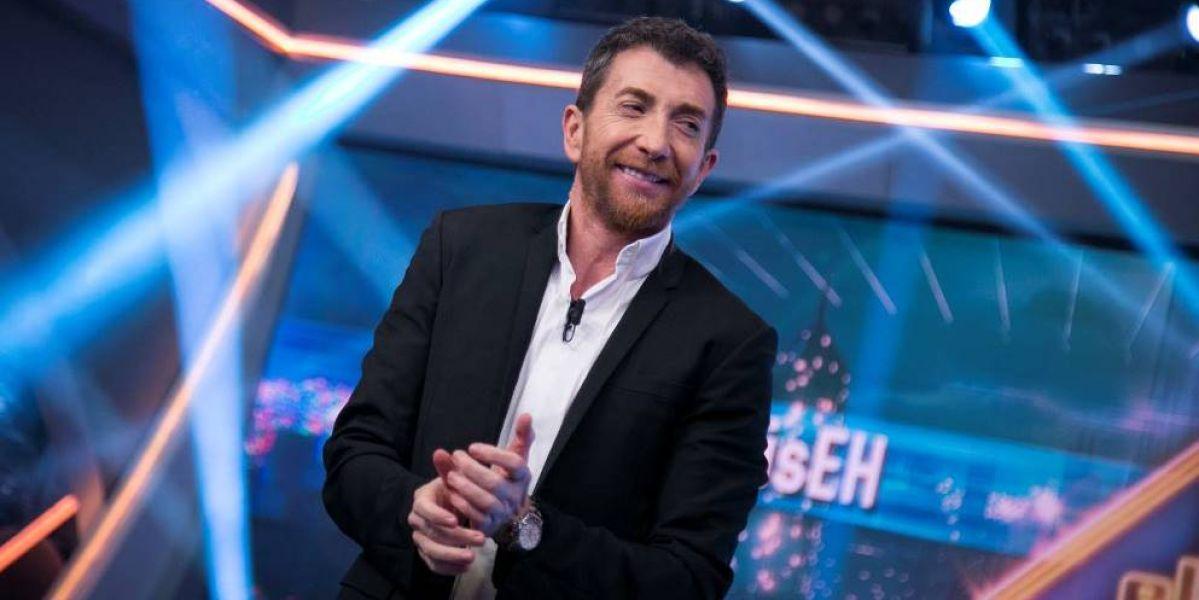 Pablo Motos: 'Amo el boxeo... pero a veces te pegan una hostia'