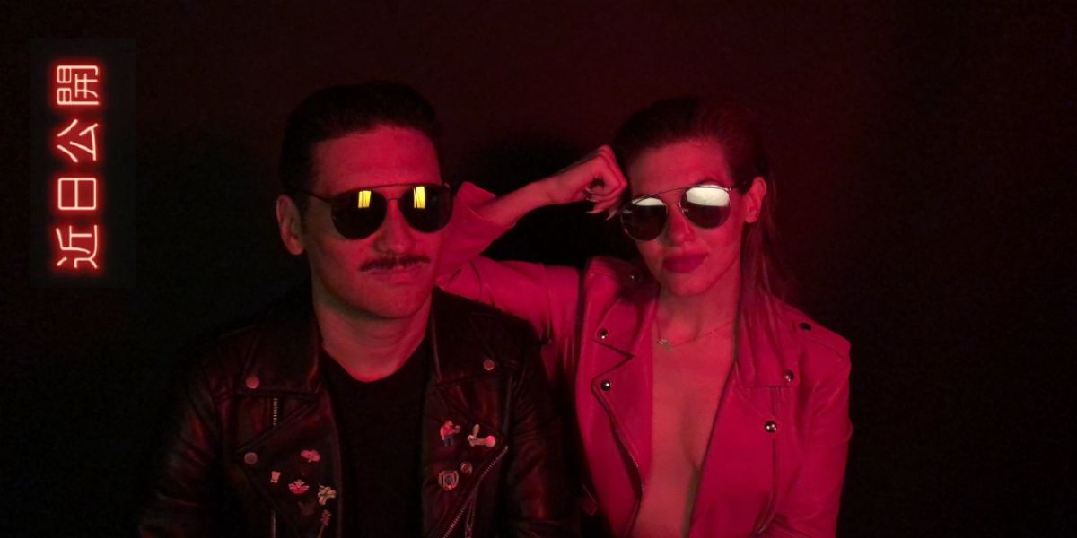 Los Coming Soon en el videoclip del remix de 'Fernet Tastes Good'