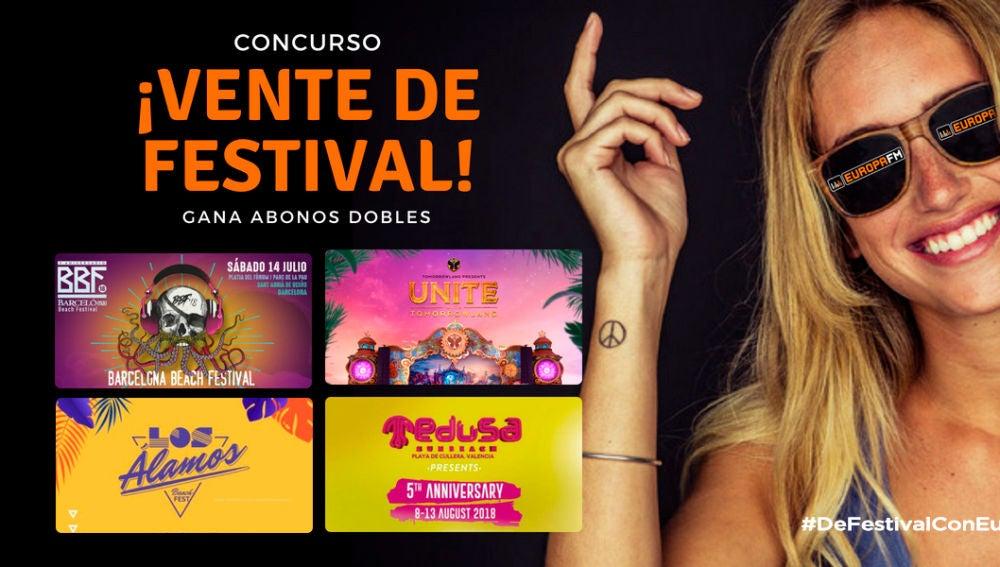 Concurso Festivales 2018