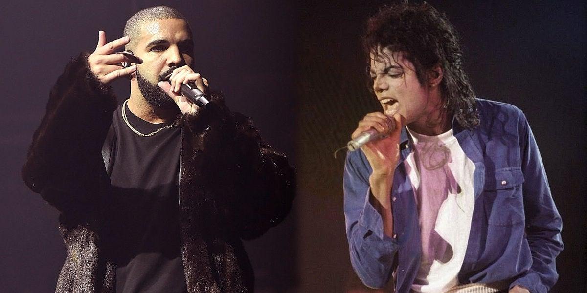 Drake lanza 'Don't Matter To Me' junto a Michael Jackson