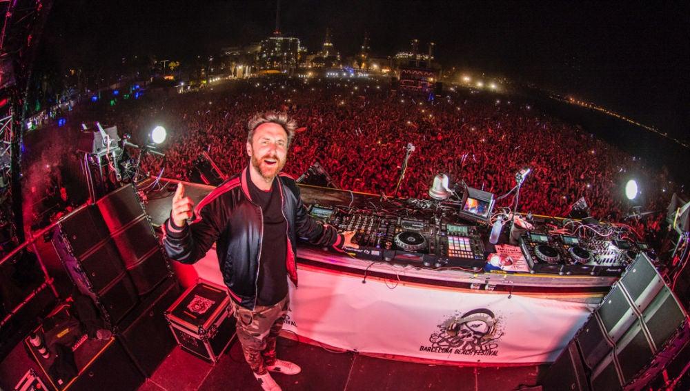 David Guetta en el BBF 2018