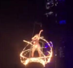 Taylor Swift se queda en el aire por un problema técnico en un concierto