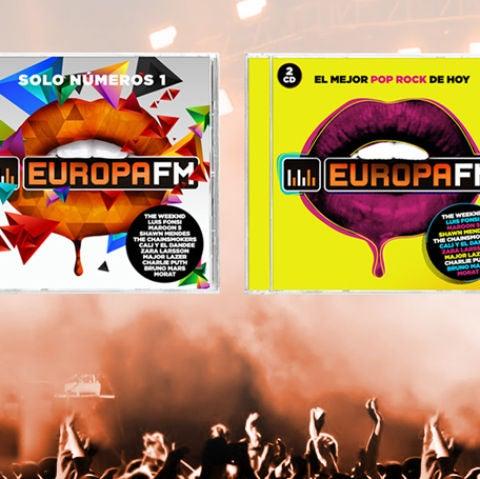 Tú eliges la portada del nuevo disco de Europa FM