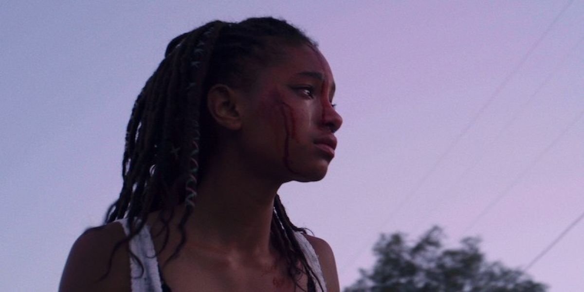 Willow Smith en el vídeo de 'My Life'
