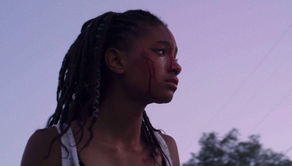 Willow Smith en el vídeo de 'My Life'