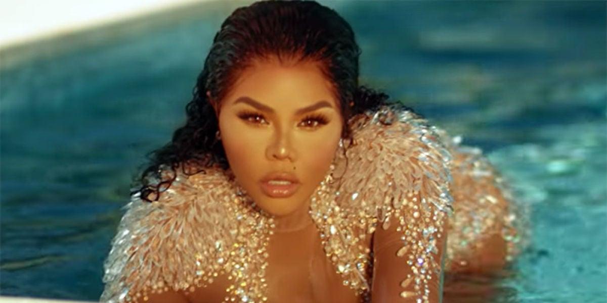 Lil' Kim, muy sexy en el vídeo de 'Nasty One'