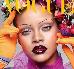 Rihanna en la portada de 'British Vogue'