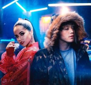 Becky G y Paulo Londra lanzan 'Cuando Te Besé'