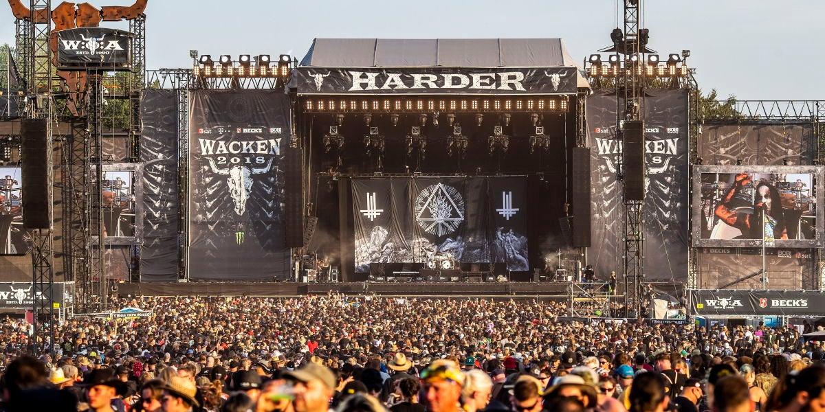 Wacken Open Air de Alemania 2018