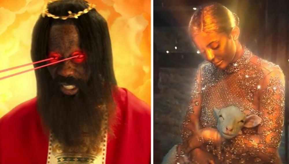 La 'celestial' aparición de Kylie Jenner en 'Stop Trying To Be God' de Travis Scott