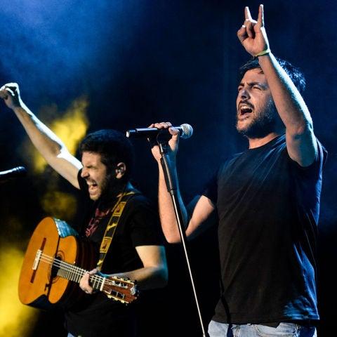 La rumba canalla de Estopa cuelga un nuevo 'sold out' en Starlite Festival