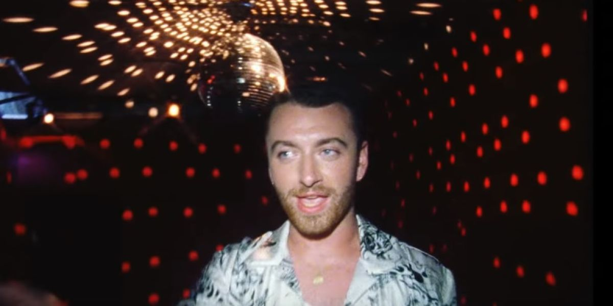 Sam Smith en el vídeo de Promises