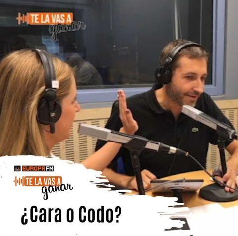 Frank Blanco en Te La Vas a Ganar