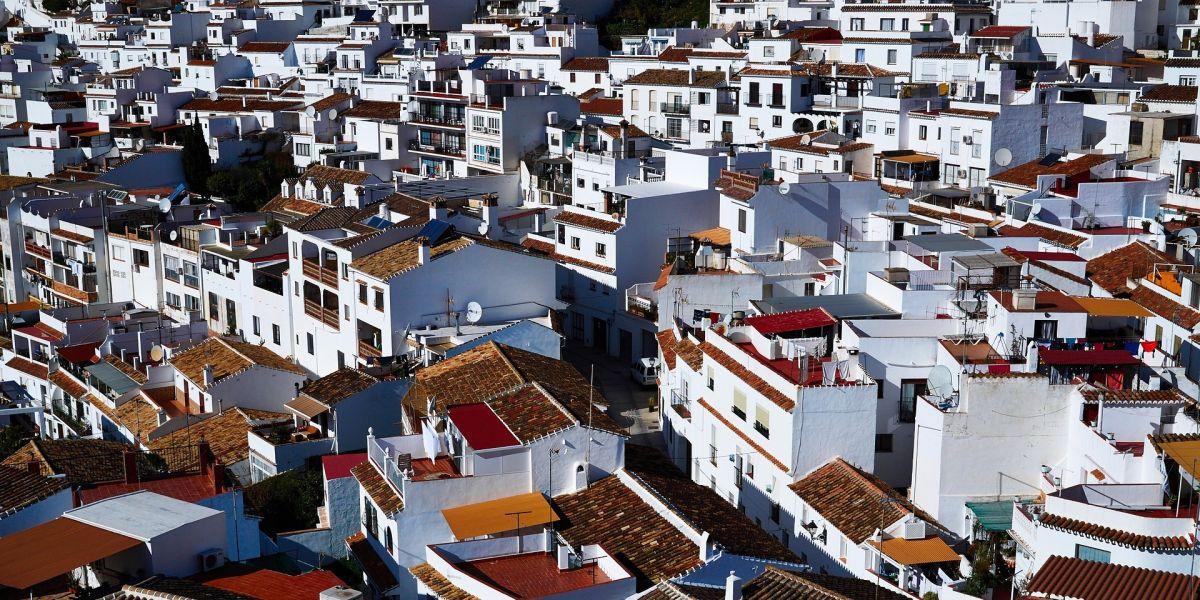 Mijas en Andalucía